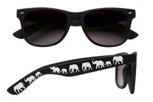 Elephant sunglasses - FREE with a gift of $25 or more!